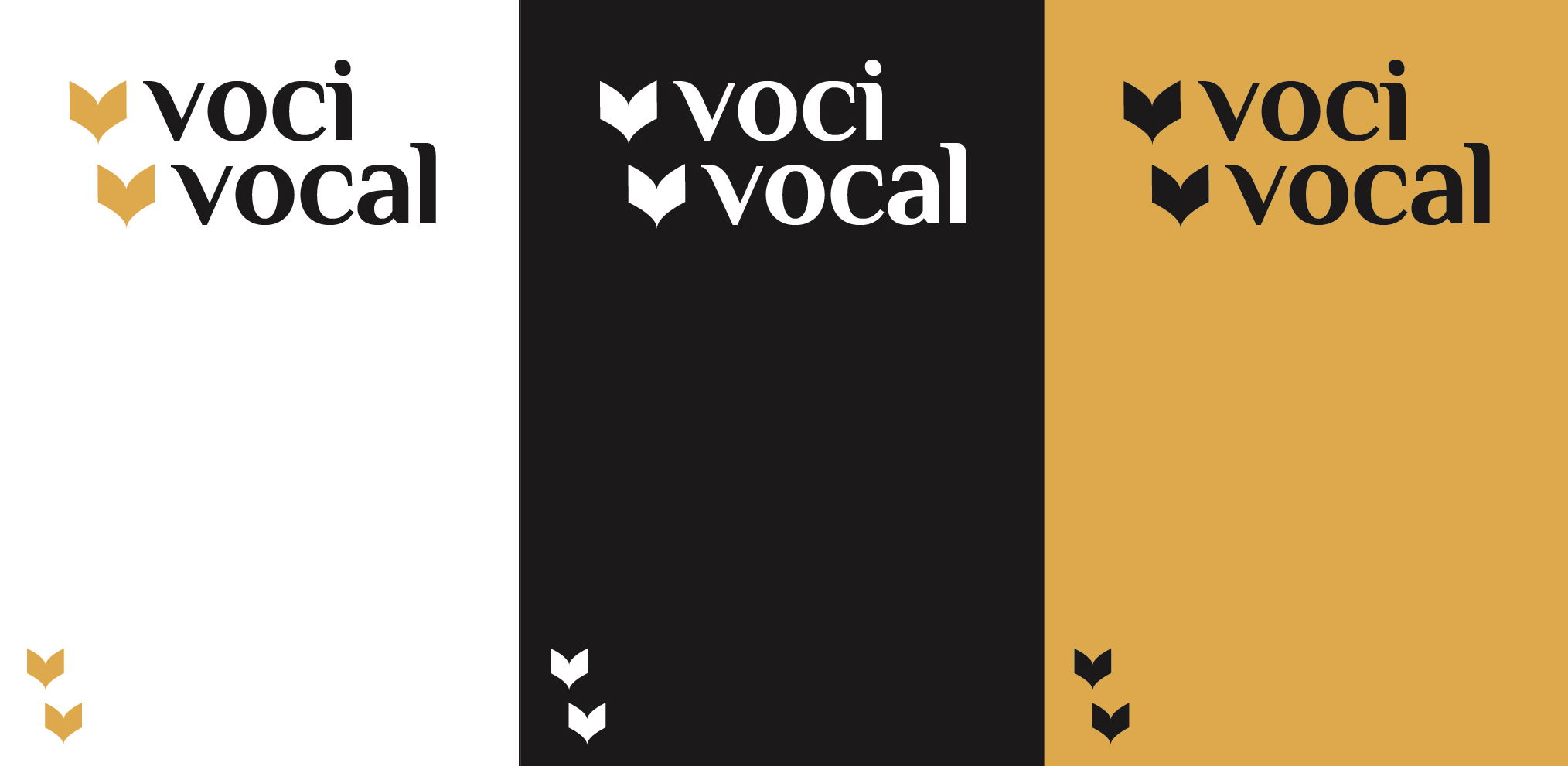 Voci Vocal logo